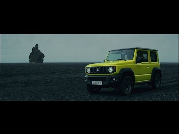New Jimny Promotional Video