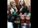 @nadya_kudryashova спасибо за настроение😄😃 ценные советы👆 и хороший отзыв😘😘❤👍Окрашиваниеволос kapous kapous_prof парикмахер