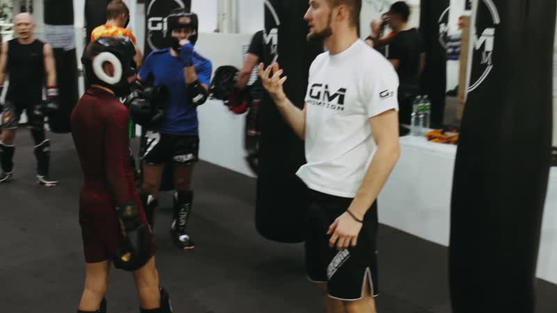 Тайский бокс (группа продвинутого уровня)