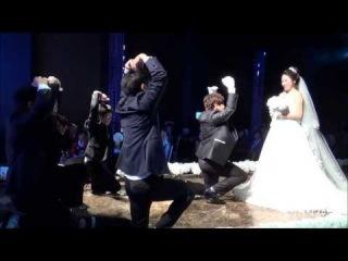 Ностоящая корейская свадьба )) красиво и здорово! ^^*