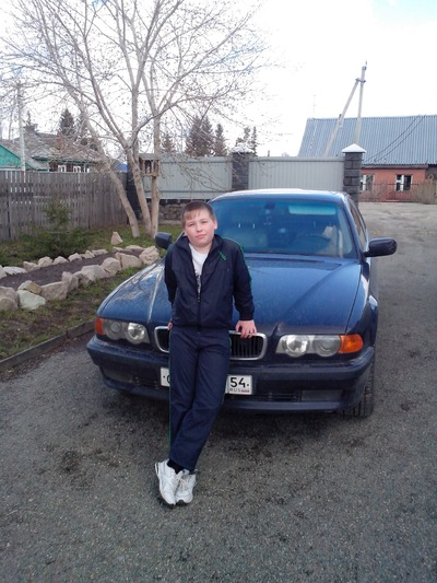 Данила Брайнингер, 29 декабря 1996, Новосибирск, id204794604