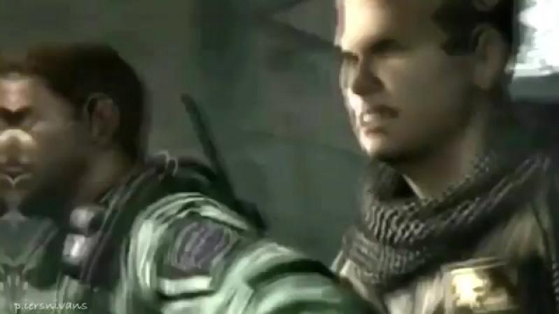 Resident Evil 6 | Chris Redfield | Piers Nivans | Jake Muller