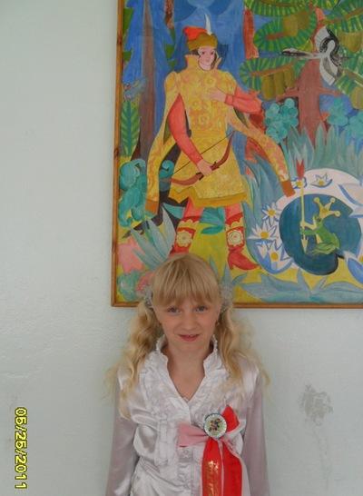Настя Ковригина, 27 мая 1999, Уварово, id191340657
