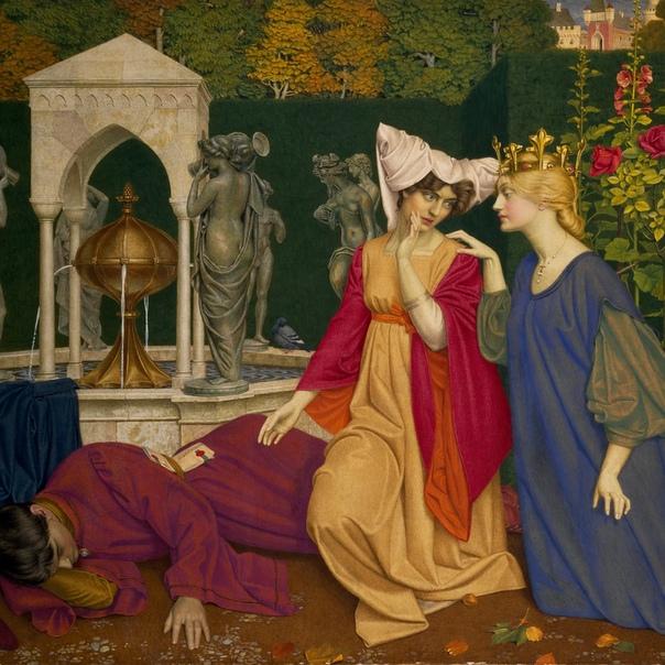 Джозеф Саутхолл (1861 - 1944 гг ) родился в Нотингеме. Семья будущего художника была из квакеров и отец мальчика был очень строг и религиозен. Не известно как бы сложилась судьба Джозефа, если