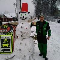 Анкета Николай Новиков