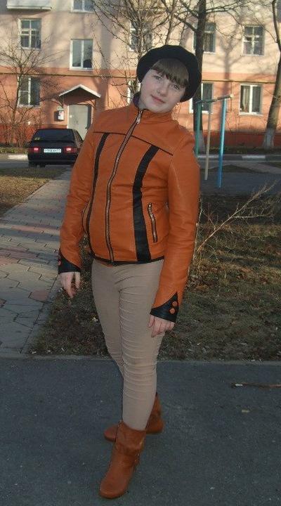 Лена Нестеренко, 11 августа , Губкин, id138272333