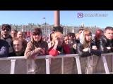 Торжественный концерт на Дворцовой площади. Прямая трансляция