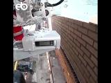 Автоматическая кладка кирпича Русский дом керамики