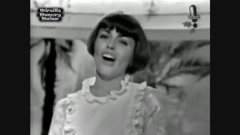 Mireille Mathieu - Pardonne moi ce caprice denfant