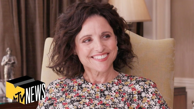 Julia Louis-Dreyfus on 'Veep', Saying Goodbye to Selina Meyer, More | The Big Picture | MTV News