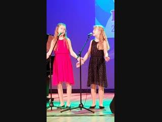 Нарвские Звёздочки на вокальном конкурсе в Кохтла-Ярве
