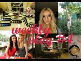 Weekly Vlog #4. Travelling, Modelling and more Mandaryna