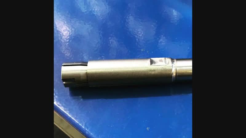 Патрон - удлинитель WPW TXL0802 TEHDOOR для фрез с хвостовиком 8 мм (это плюс 80 мм к длине фрезы) хвостовик 12 мм.