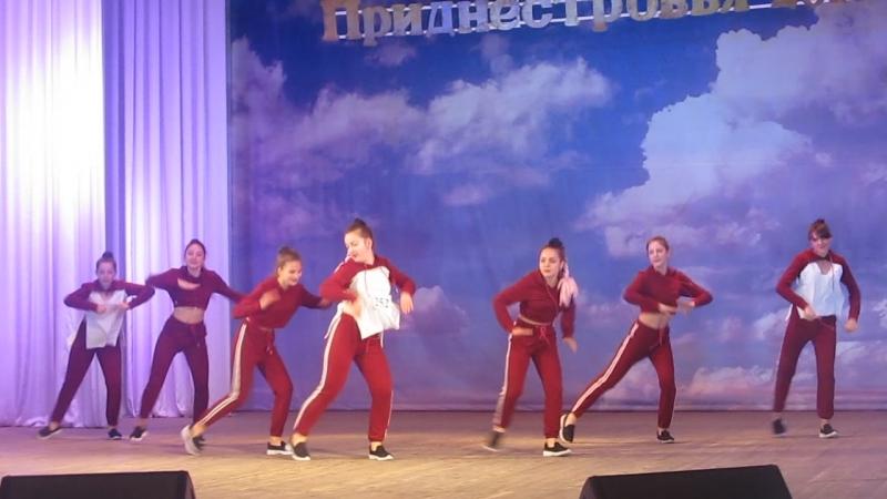 группа Дебют старшая группа хип хоп Танец Be better Открытый кубок Приднестровья и Молдовы