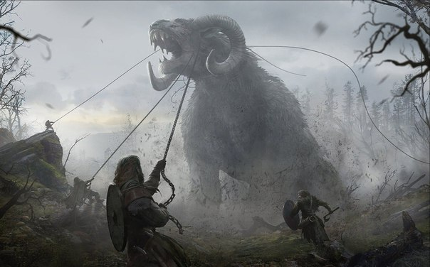 Подборка отличных фильмов о воинственных викингах!