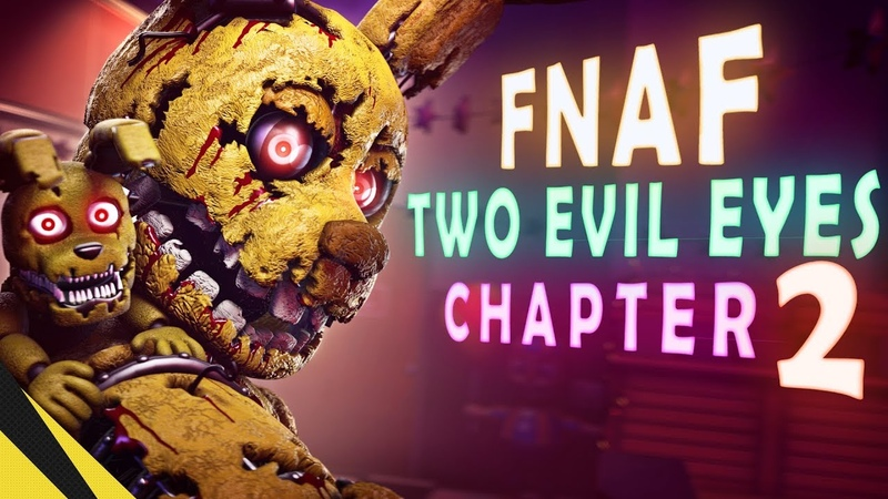 [SFM] Two Evil Eyes: Chapter 2 - Five Nights at Freddy's   FNAF Animation