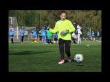 Футбол. Девочки. Тов.Матч 211017. Минск-Девочки(06)- Спарта(06) 4-2