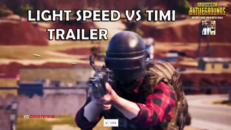 HOT NEWS 😻 PUBG MOBILE LIGHT SPEED TRAILER VS TIMI TRAILER DESERT MAP THE BEST IS 🍗🐓