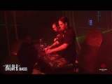 Black Sun Empire vs. State Of Mind @ The World of Drum &amp Bass, Moscow 2015.02.21