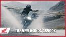 Honda CB500X: Powerful, Agile and Efficient