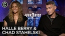 John Wick 3 Halle Berry Chad Stahelski Interview