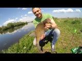 Рыбачим с Лёхой на МР