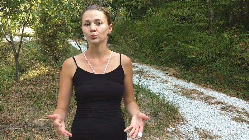 Отзыв Юлии о курсе для преподавателей и курсе по йогатерапии