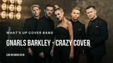 Gnarls Barkley - Crazy Cover WHAT'S UP Live Казино Сочи