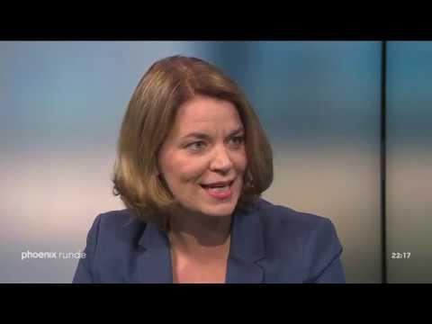 Schwere Schlappe - Merkels Mann ist abgewählt - phoenix runde vom 25.09.18