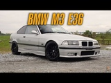 BMW E36 Евро-спек. Легендарный