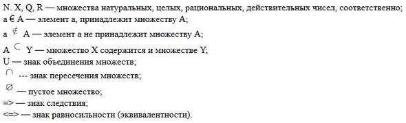 Математические обозначения ВКонтакте Курсовые рефераты дипломы на заказ Зачет24