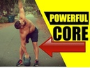 Kettlebell Workout for a Ripped Powerful Core | Chandler Marchman