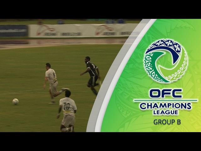 2017 OFC CHAMPIONS LEAGUE | Group B MD3 | Team Wellington v Ba FC