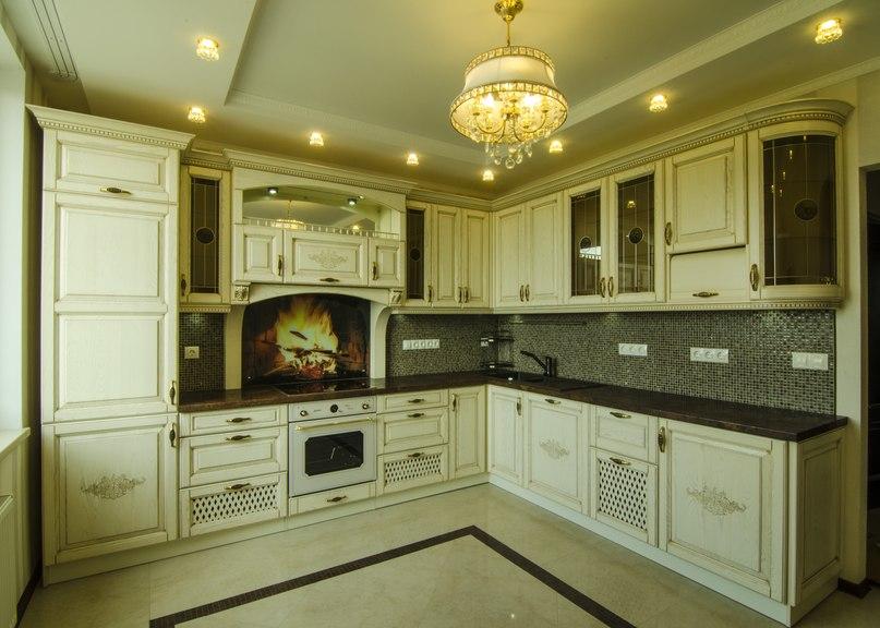кухня вилладжио в интерьере фото