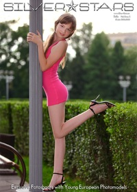 Candydoll Silver Stars Models Elona