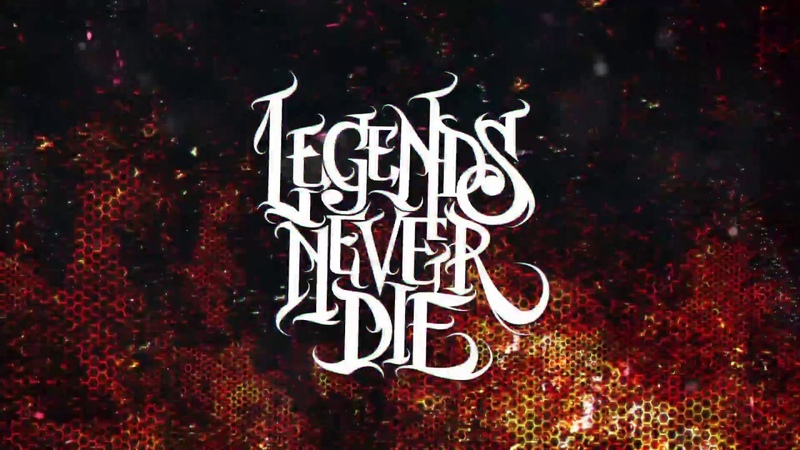 Legends Never Die - Better Without You (Official Lyric Video)   Pure Core [2018]