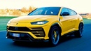 The Lamborghini Urus tested on-road and off Top Gear