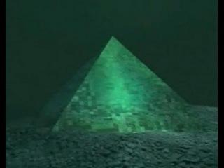 Секретные территории Пирамиды Бермудского треугольнка