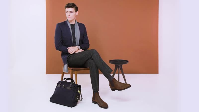 ES x Esquire No.2 - Workwear Separates