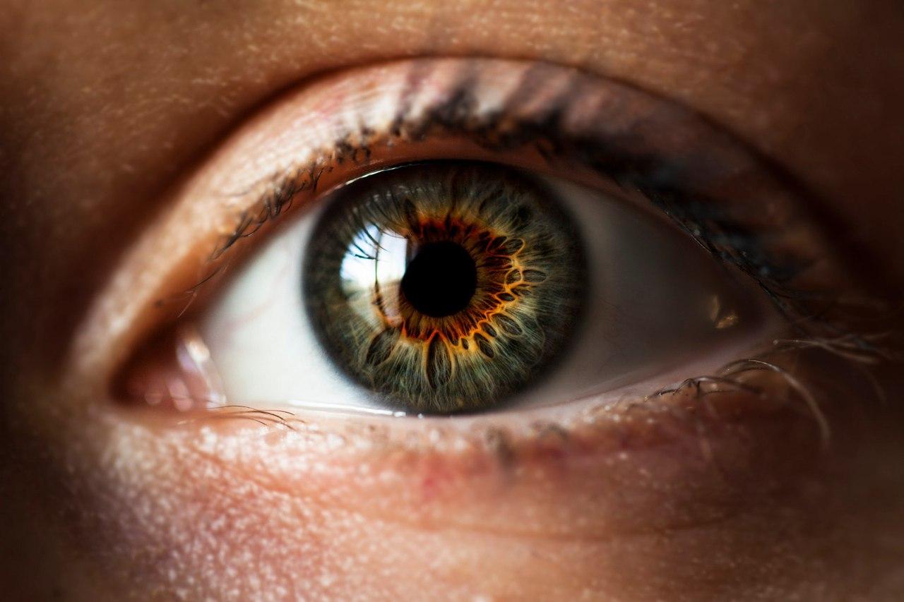 Упражнения для улучшения зрения.