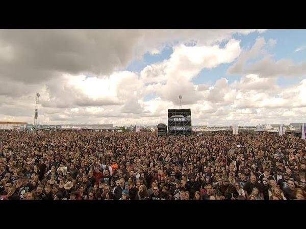 Versengold - Haut mir kein' Stein (offizielles Live-Video) | Mera Luna 2017