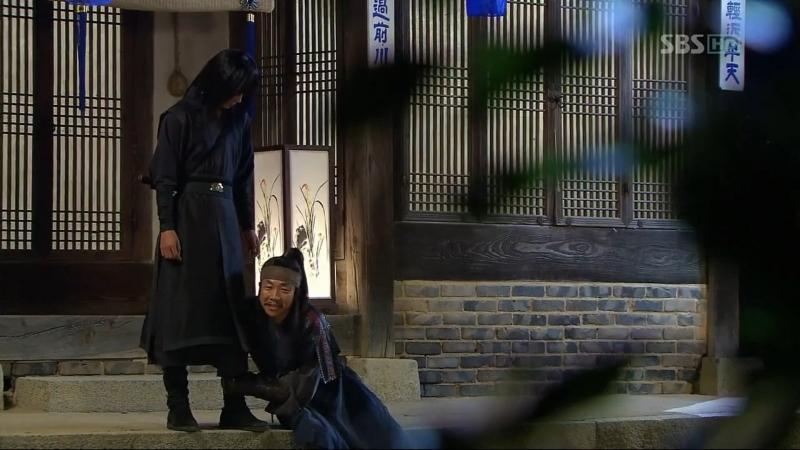 (Сокращенная версия) Воин Пэк Тон Су 17 серия