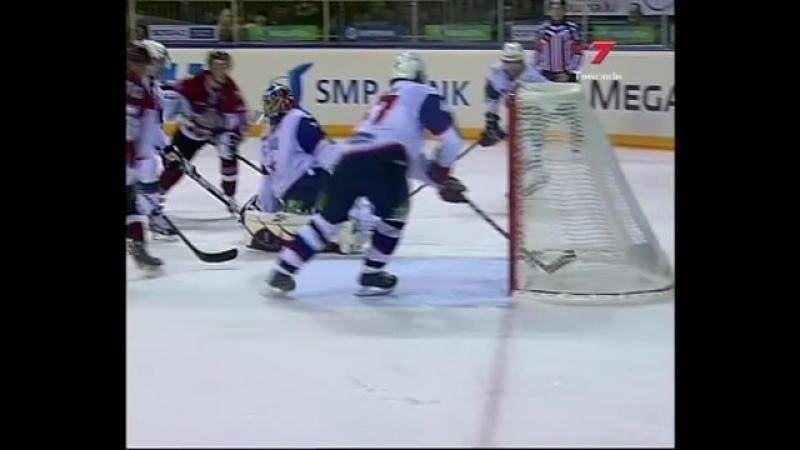 KHL - Dinamo Riga vs. SKA 5-4 OT ; 16.11.2011.