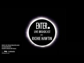 Richie Hawtin - Live @ ENTER Main (Space, Ibiza) - 05-07-2013 VIDEO SET
