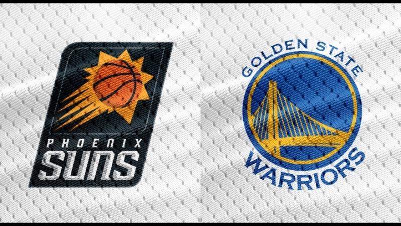 RS / 01.04.2018 / PHX Suns @ GS Warriors