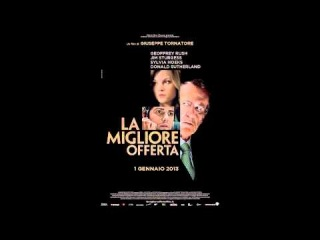 "The Best Offer(la migliore offerta)  ""Volti e Fantasmi"" - Ennio Morricone Soundtrack"