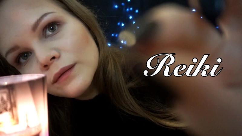 АСМР | Чистим Ауру | Движения Рук , Звуки Рта | ASMR | Reiki Healing RP