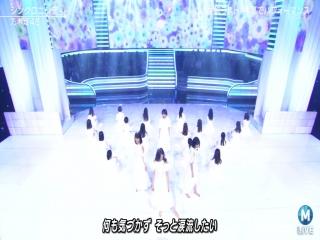 乃木坂46 - 20th Single. Synchronicity [180427.MUSIC STATION] #Nogizaka46 #Synchronicity #MUSICSTATION