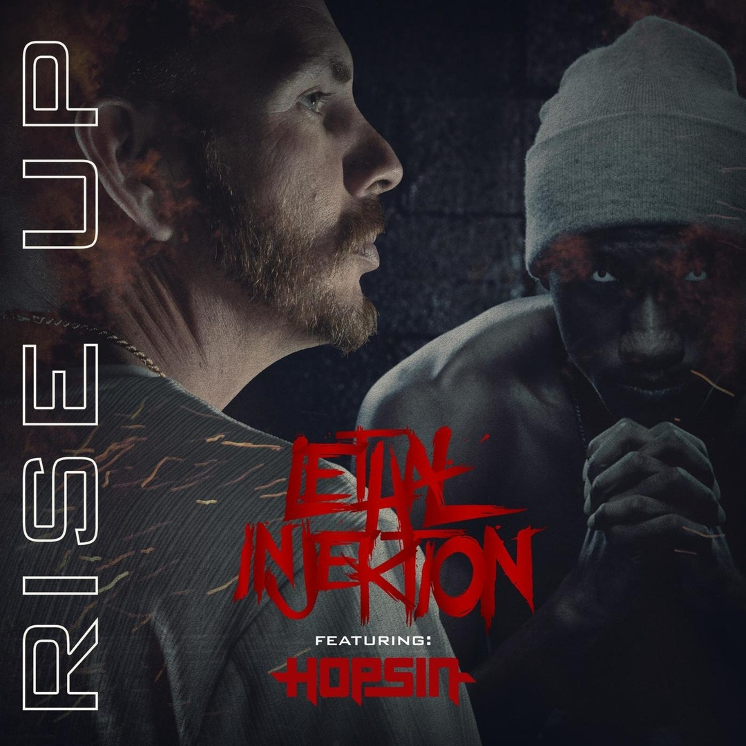 Lethal Injektion - Rise Up (feat. Hopsin) [Single] (2019)