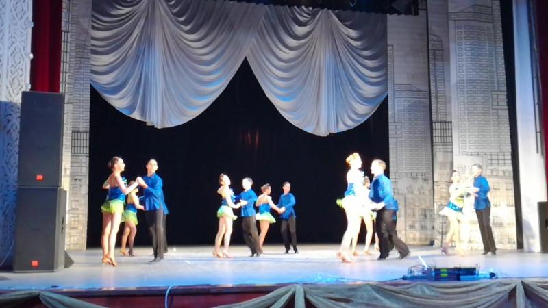 03.12.17 Mix La Танцевальный клондайк НАБТ РИТМ